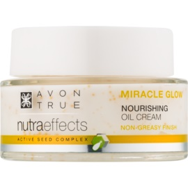 Avon True NutraEffects Radiance Cream with Nourishing Effect  50 ml