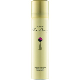 Avon Far Away Körperspray für Damen 75 ml