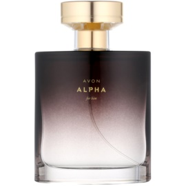 Avon Alpha For Him Eau de Toilette für Herren 75 ml