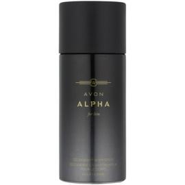 Avon Alpha For Him deospray pre mužov 150 ml