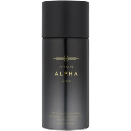 Avon Alpha For Him Deo-Spray für Herren 150 ml