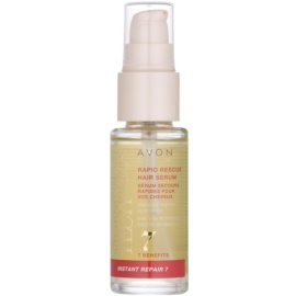 Avon Advance Techniques Instant Repair 7 obnovitveni serum za lase s takojšnim učinkom  30 ml