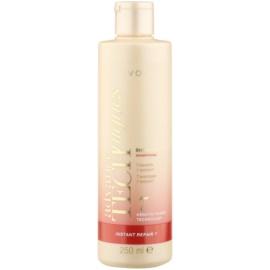 Avon Advance Techniques Instant Repair 7 champô regenerador com queratina para cabelos danificados  250 ml