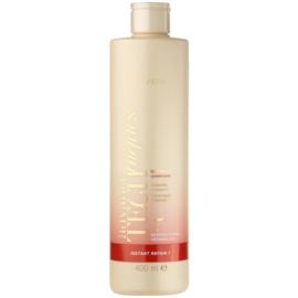 Avon Advance Techniques Instant Repair 7 shampoing rénovateur pour cheveux abîmés à la kératine  400 ml