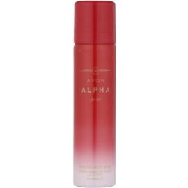 Avon Alpha For Her Deo-Spray für Damen 75 ml