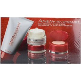how to use avon anew reversalist eye cream
