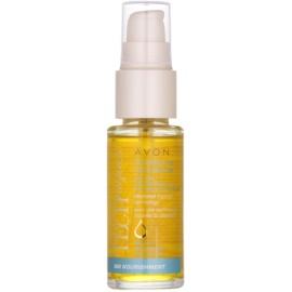 Avon Advance Techniques 360 Nourishment vyživujúce sérum na vlasy s marockým argánovým olejom  30 ml