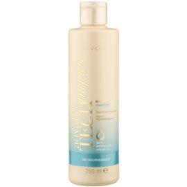 Avon Advance Techniques 360 Nourishment nährendes Shampoo mit marokkanischem Arganöl für alle Haartypen  250 ml