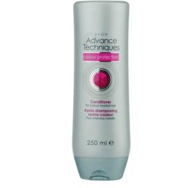 Avon Advance Techniques Colour Protection odżywka do włosów farbowanych  250 ml