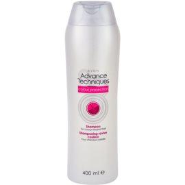 Avon Advance Techniques Colour Protection champô para cabelo pintado  400 ml