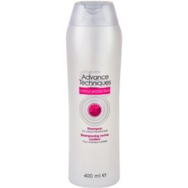 Avon Advance Techniques Colour Protection szampon do włosów farbowanych  400 ml