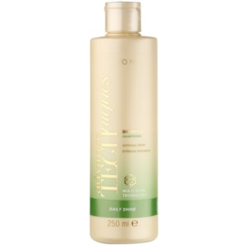 Avon Advance Techniques Daily Shine champú para dar brillo y suavidad al cabello  250 ml