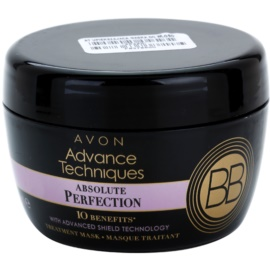 Avon Advance Techniques Absolute Perfection masca de par BB pentru un look impecabil al parului  150 ml