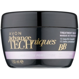Avon Advance Techniques Absolute Perfection masca de par regeneratoare  150 ml
