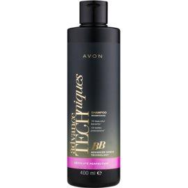 Avon Advance Techniques Absolute Perfection BB sampon pentru regenerarea părului și de protecție  400 ml