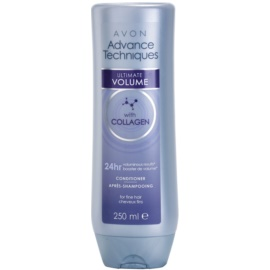 Avon Advance Techniques Ultimate Volume kondicionér pro jemné a zplihlé vlasy  250 ml