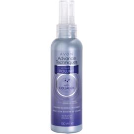 Avon Advance Techniques Ultimate Volume sprej pro jemné a zplihlé vlasy  150 ml