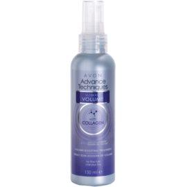 Avon Advance Techniques Ultimate Volume spray  finom és lesimuló hajra  150 ml