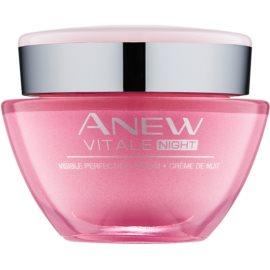 Avon Anew Vitale gelový noční krém  50 ml