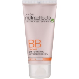 Avon Nutra Effects BB Cream BB krém a bőrhibákra SPF 15 árnyalat Light 30 ml