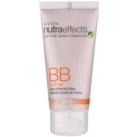 Avon Nutra Effects BB Cream BB cream contro le imperfezioni della pelle SPF15 colore Medium 30 ml