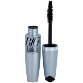 Avon Big & Multiplied dúsító szempillaspirál árnyalat Black 10 ml