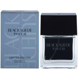 Avon Black Suede Touch Eau de Toilette para homens 30 ml