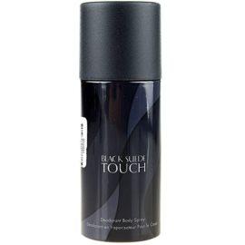 Avon Black Suede Touch Deo-Spray für Herren 150 ml