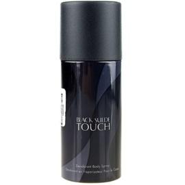 Avon Black Suede Touch deodorant Spray para homens 150 ml
