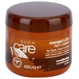 Avon Care creme suave para pele, mãos e corpo  400 ml