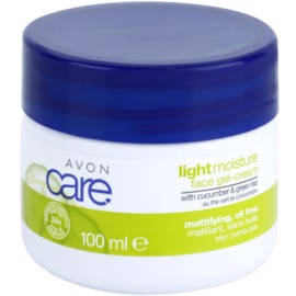 Avon Care Refreshing Gel Cream With Extracts Of Cucumber And Green Tea  100 ml