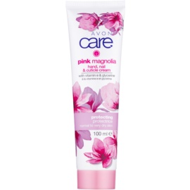 Avon Care crema de manos protectora con vitamina E  100 ml