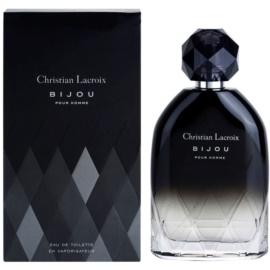 Avon Christian Lacroix Bijou Eau de Toilette für Herren 75 ml