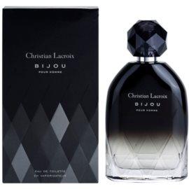 Avon Christian Lacroix Bijou eau de toilette férfiaknak 75 ml
