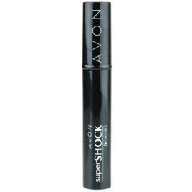 Avon SuperShock об'ємна туш для вій відтінок Black 10 мл