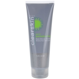 Avon Clearskin  Pore Penetrating gel de curatare cu minerale negre  125 ml