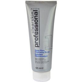 Avon Clearskin  Professional Deep Cleansing Peeling  125 ml