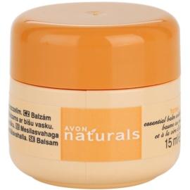 Avon Naturals Essential Balm balzám s medem  15 ml