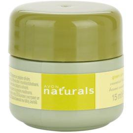 Avon Naturals Essential Balm Balsam mit Auszügen aus Oliven  15 ml