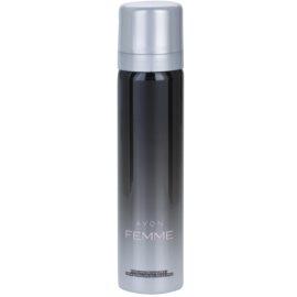 Avon Femme testápoló spray nőknek 75 ml