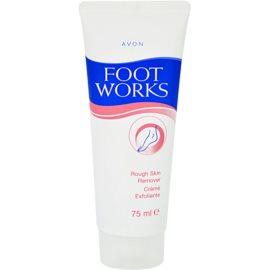 Avon Foot Works Classic krema za trde pete  75 ml