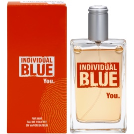 Avon Individual Blue You Eau de Toilette für Herren 100 ml