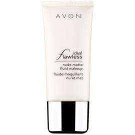 Avon Ideal Flawless maquillaje matificante tono Shell 30 ml