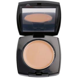 Avon Ideal Flawless krémový make-up s pudrovým efektem odstín Natural Beige  9 g