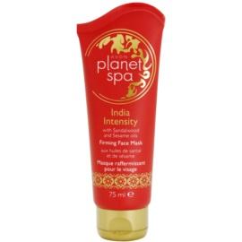 Avon Planet Spa India Intensity masca faciala pentru fermitate  75 ml