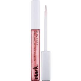 Avon Mark Lipgloss zur Feuchtigkeitsversorgung und das Volumen der Lippen Farbton Pink Pout 7 ml