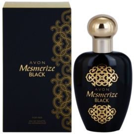Avon Mesmerize Black for Her Eau de Toilette für Damen 50 ml