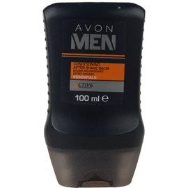 Avon Men Essentials Revitalisierendes Balsam nach der Rasur  100 ml