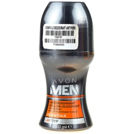 Avon Men Essentials Roll - On Deodorant Antiperspirant   50 ml