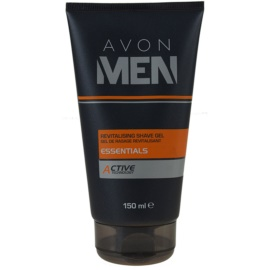Avon Men Essentials revitalisierendes Rasiergel  150 ml